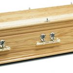 Oak Coffin